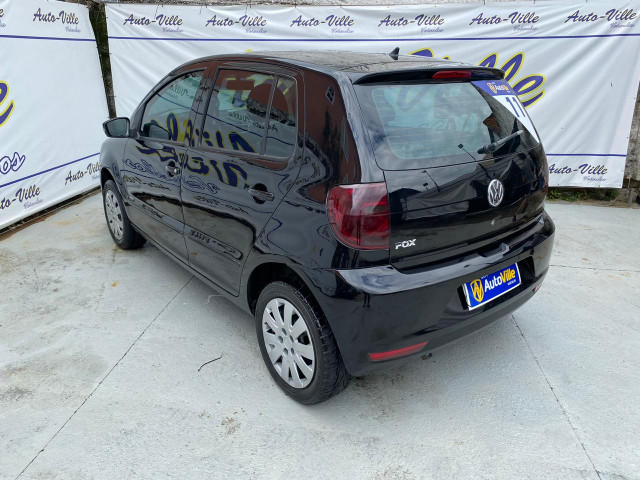 VW Fox 1.6 Trend Completo c/ GNV! 2011 - Foto 4