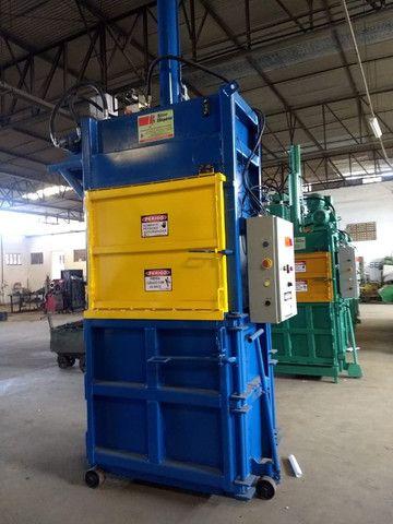 Prensa Enfardadeira Hidráulica Vertical para Reciclagem - Foto 3