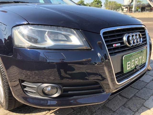 Audi A3 Sportback 2.0 Tfsi S-tronic ano: 2010 Top Blindado Impecavel - Foto 10