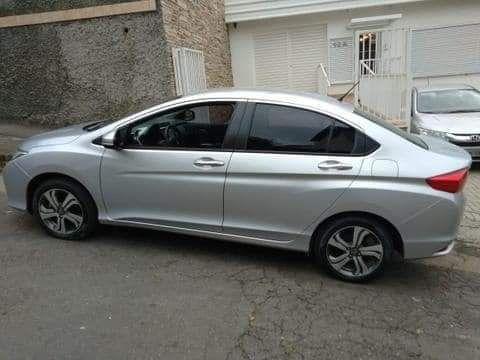 HONDA CITY<br>1.5 EX 16V FLEX 4P AUTOMÁTICO - Foto 3