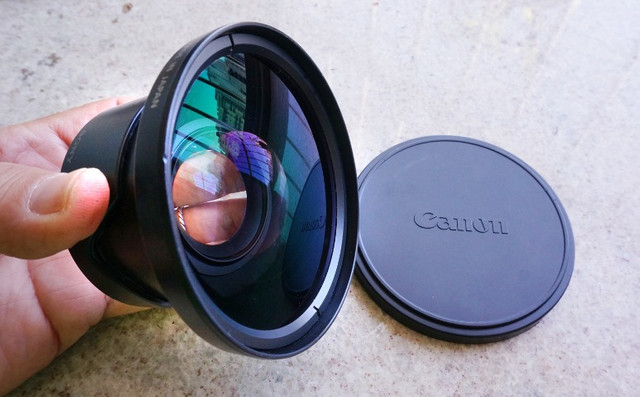 Lente super Wide Angle Canon - Foto 5