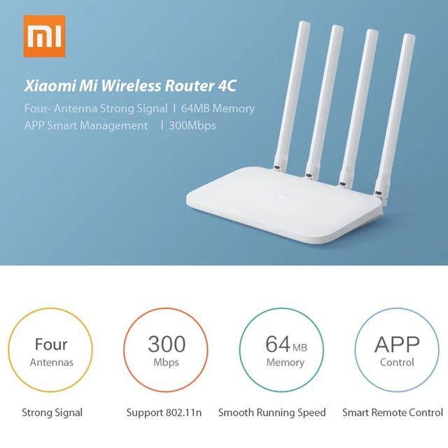 Roteador Xiaomi Mi router 300 mbps - Foto 5