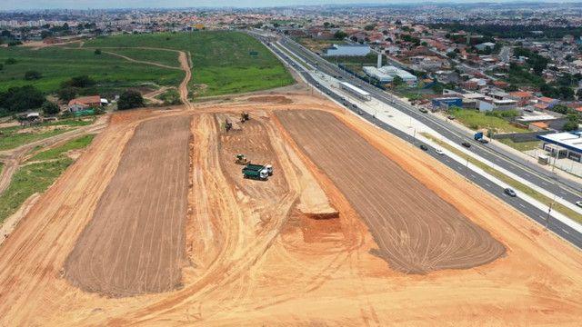 Terreno 250 metros Entrada só 8.423,42 mais 180 parcelas Campinas px ao Shopping - Foto 5