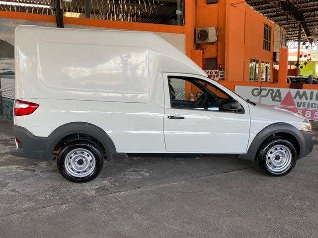 Fiat Strada Hard Working 1.4 (Flex) (Cabine Simples) - Foto 5