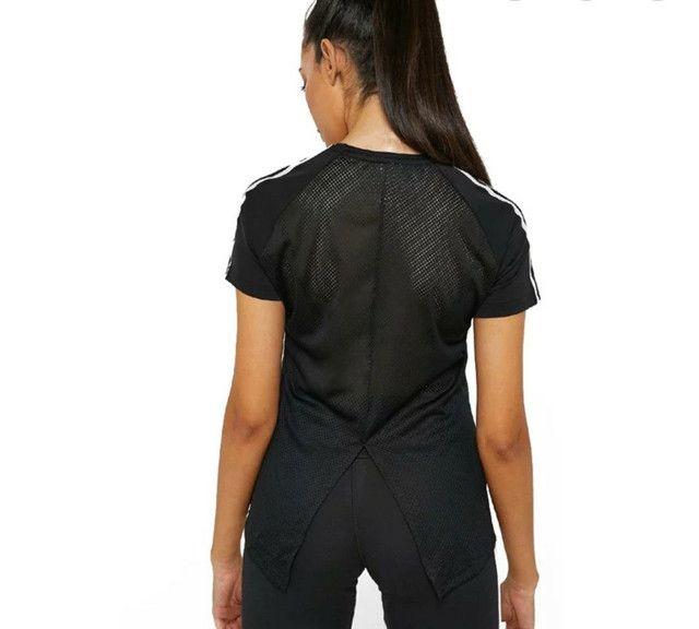 Camiseta Adidas feminina  - Foto 3