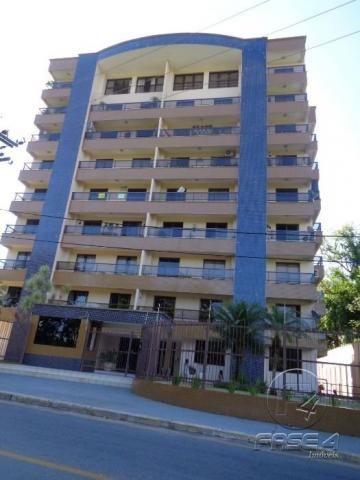 Apartamento à venda com 4 dormitórios em Centro, Resende cod:2190