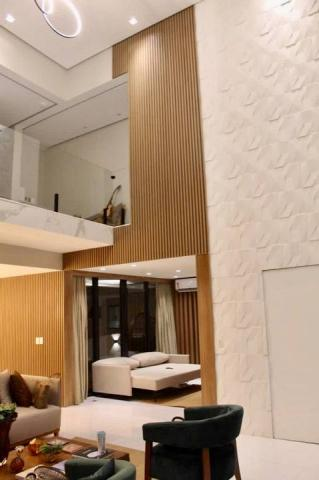 Maravilhosa casa de condomínio com 4 suítes Alphaville Litoral Norte 1 Camaçari BA - Foto 16
