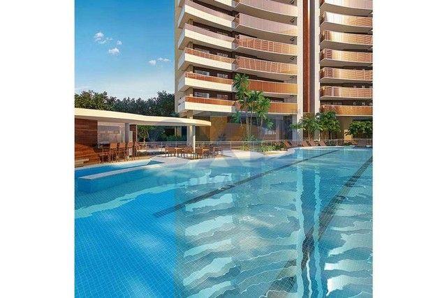 Apartamento Alto Padrão com 04 Suítes Novo Pronto para Morar em Fortaleza a venda por Lino - Foto 16