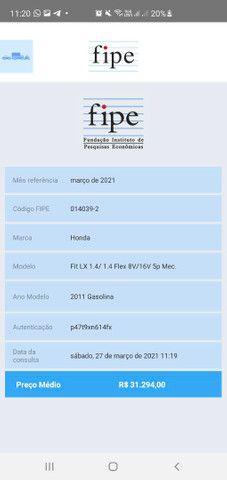 Honda FIT 2011 (Leia todo o anúncio) - Foto 8