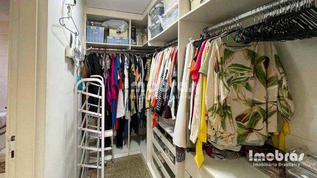 Ed. Lucca, apartamento com 4 dormitórios à venda, 207 m² por R$ 1.300.000 - Aldeota - Fort - Foto 13