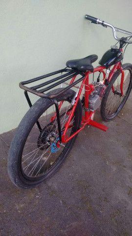 Bicicleta Motorizada 1.200$