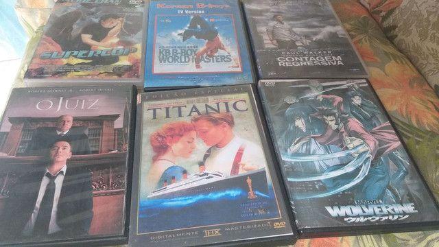 DVDs Capa Grossa  - Foto 2