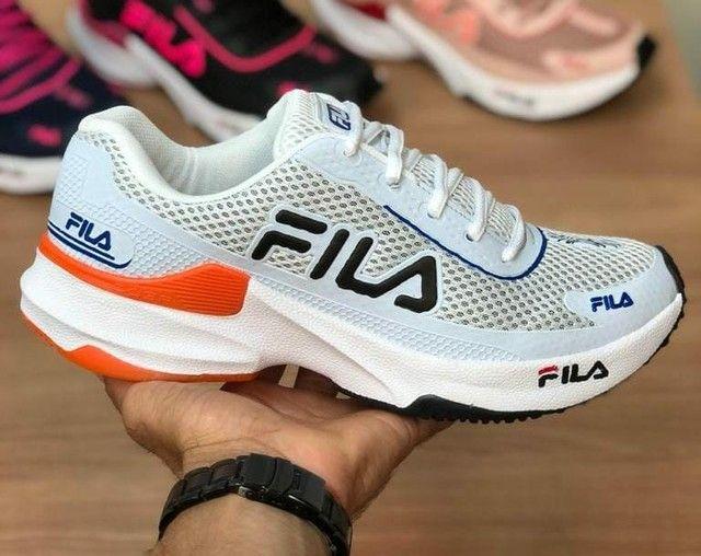 Vendo tênis Fila e outros lançamento ( 120 com entrega) - Foto 2