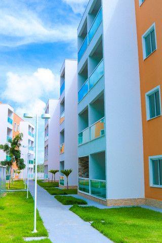 Apartamentos com 2 quartos e lazer completo no Eusébio - Ultimas Unidades - Foto 16