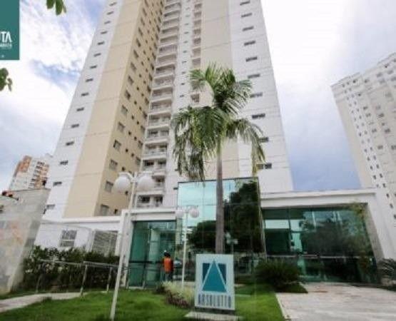Edifício Absoluto com 157²-Jardim Mariana - 3 Suítes -Cuiabá - Locação