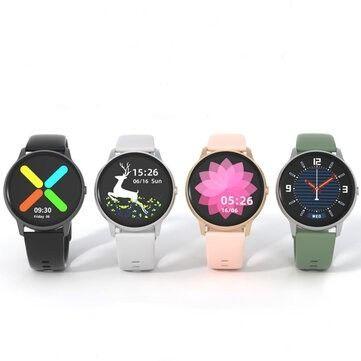 Smartwatch Xiaomi Imilab Kw66 Preto - Foto 6