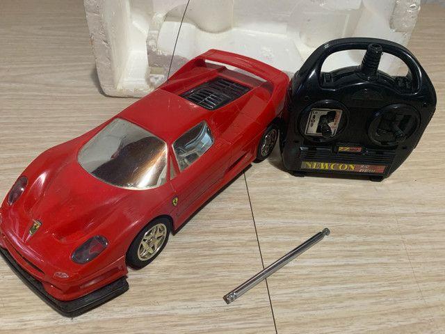 Ferrari controle remoto - Foto 3