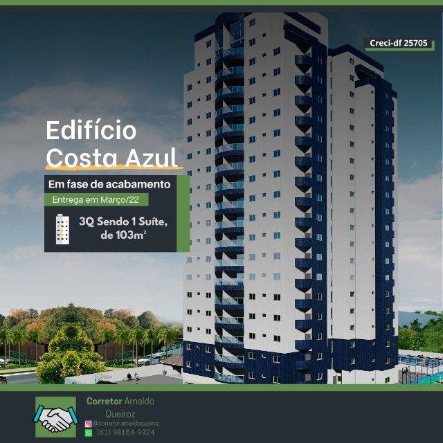 Apartamento no Residencial Costa Azul