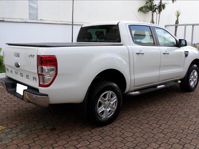 ford ranger 2.5 xlt 4x2 cd 16v flex 4p manual - Foto 9