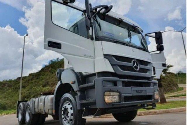 Caminhão Axor 3344 - Foto 3