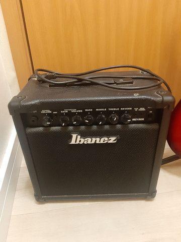 Guitarra Ibanez Gio G10 + amplificador Ibanez - Foto 4