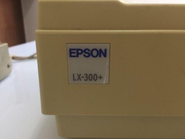 Impressora Epson lx300+ - Foto 3