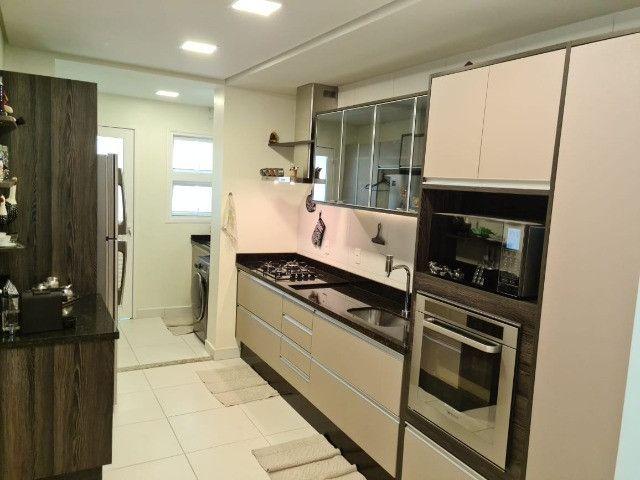 Apartamento Condomínio Brasil Beach Torre 138m2, sol nascente - Foto 13