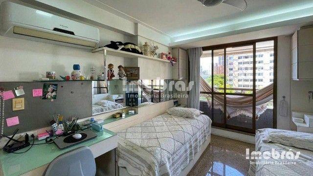 Ed. Lucca, apartamento com 4 dormitórios à venda, 207 m² por R$ 1.300.000 - Aldeota - Fort - Foto 15