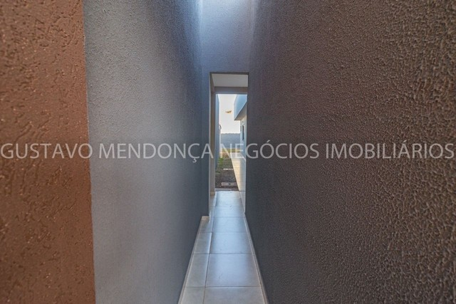 Belissima casa no bairro Universitario - Nova e no asfalto! - Foto 12
