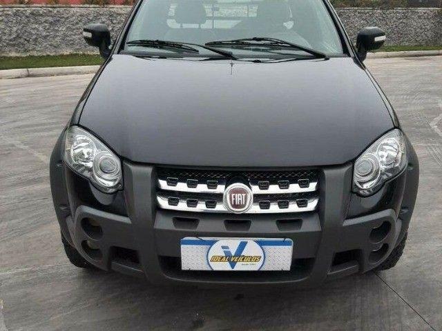 Fiat Strada CE 1.8 Adventure 2012 - Foto 2