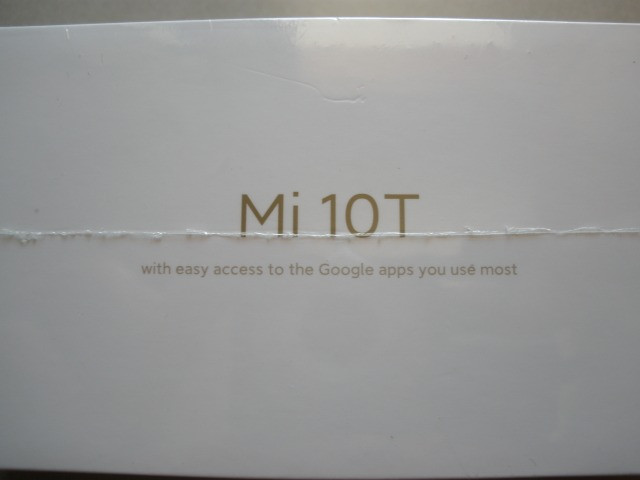 Mi 10T Xiaomi, 128gb, 8gb ram, 5G, novo, lacrado. - Foto 2