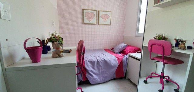 Apartamento para venda possui 58 metros quadrados com 3 quartos em Maraponga - Fortaleza - - Foto 6