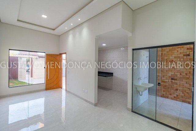 Belissima casa no bairro Universitario - Nova e no asfalto! - Foto 2