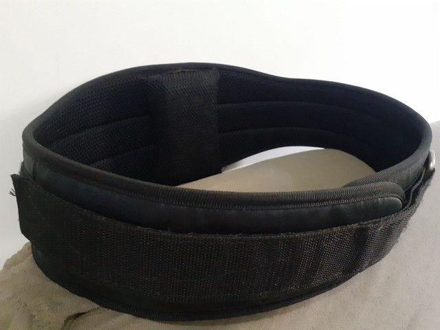 Cinturão para musculação  - Foto 3