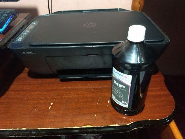 Impressora hp smart - Foto 2