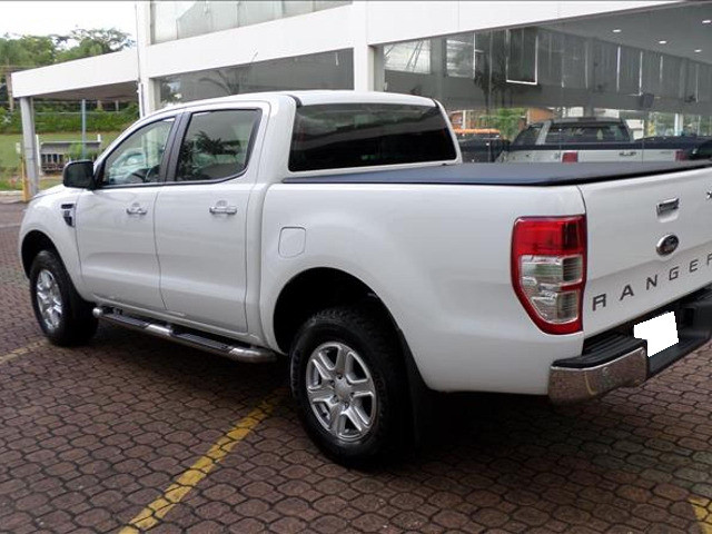 ford ranger 2.5 xlt 4x2 cd 16v flex 4p manual - Foto 6