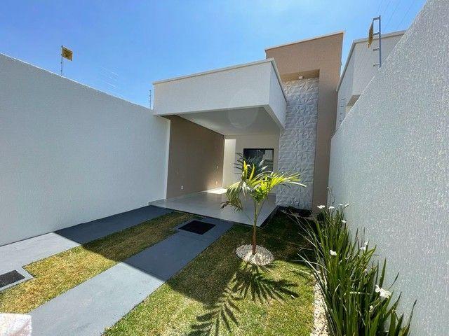 Casa para venda possui 100 metros quadrados com 3 quartos em Setor Três Marias - Goiânia - - Foto 2