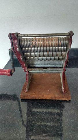 Cilindro manual de massa de macarrão - Foto 2
