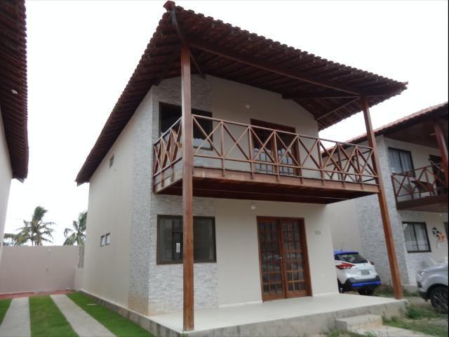 Excelente casa em condomínio na beira-mar de Maria Farinha - Foto 2