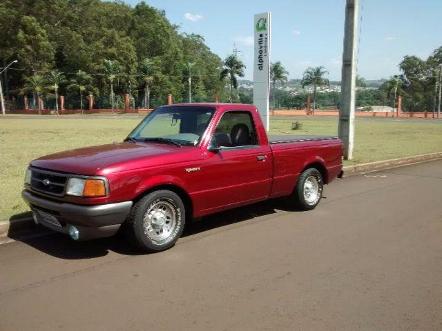 FORD RANGER RELÍQUIA
