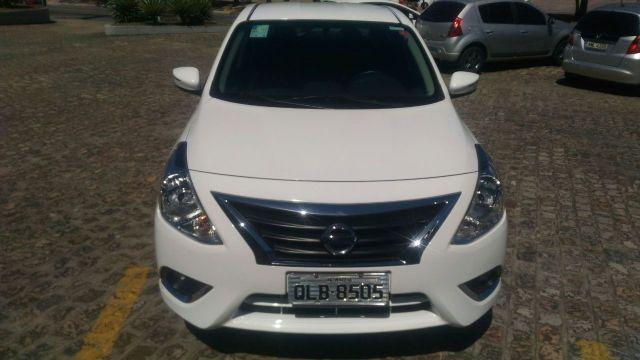 nissan versa sl 1 6 2016 completo 2016 carros ponta verde macei olx. Black Bedroom Furniture Sets. Home Design Ideas