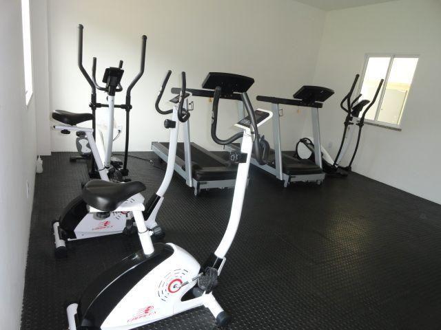 CA0064 - Casa duplex 130 m², 3 suítes, 2 vagas, Residencial Pamplona, Guaribas, Eusébio - Foto 17