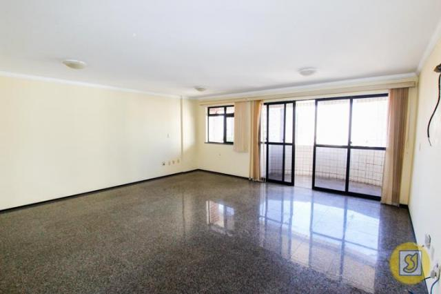 Apartamento para alugar com 3 dormitórios em Meireles, Fortaleza cod:12353 - Foto 4