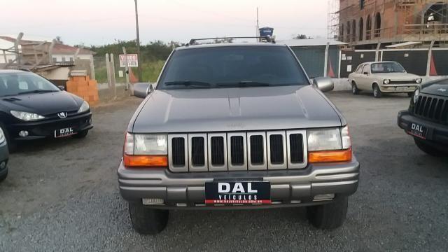 Delightful Jeep Grand Cherokee V8 5.2 Automático 1998 Repasse
