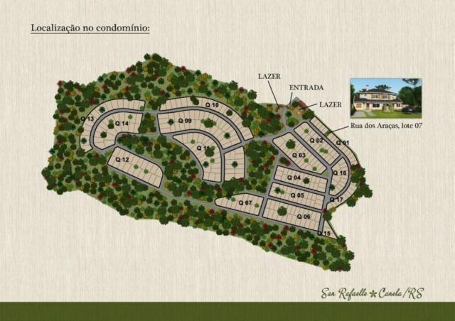 Casa residencial à venda, reserva da serra, canela. - Foto 4