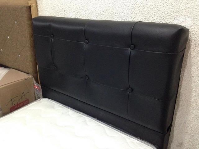 Cabeceira estofada Conforto Total Duquesa solteiro 90 cm - Foto 2