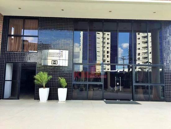 Aluga-se apartamento semimobiliado no Spazio di Lauritissa - KM IMÓVEIS