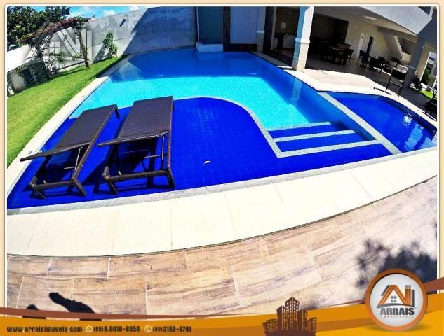 Vendo casa Duplex em Condomínio c/ 3 suites no Eusébio - Foto 2