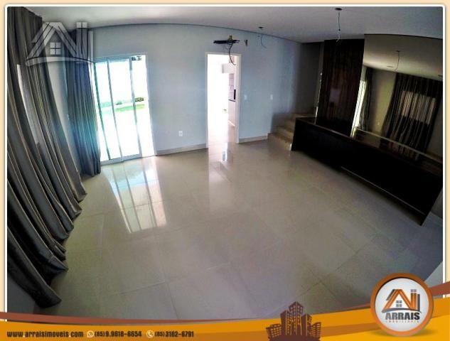Vendo casa Duplex em Condomínio c/ 3 suites no Eusébio - Foto 5