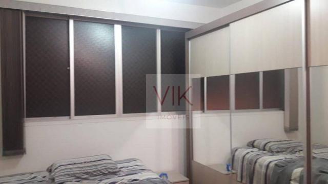 Kitnet à venda, 34 m² por r$ 135.000,00 - botafogo - campinas/sp - Foto 3